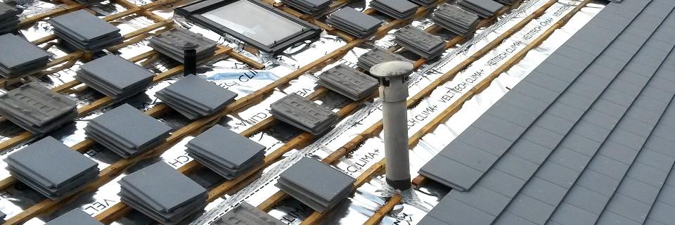 Un tetto ben isolato corrisponde ad un risparmio energetico garantito!
